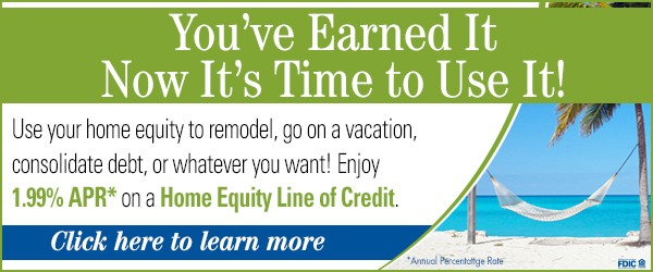 Coulee Bank HELOC Banner Ad