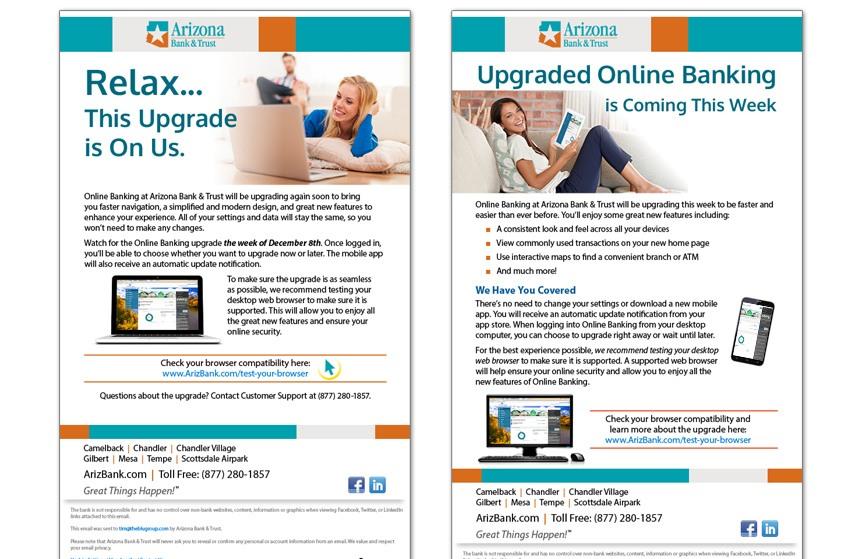 Arizona Bank and Trust e-newsletter