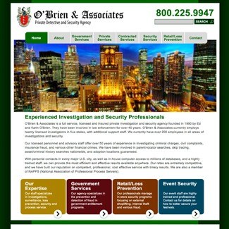 Testimonial from Ed O'Brien at O'Brien and Associates