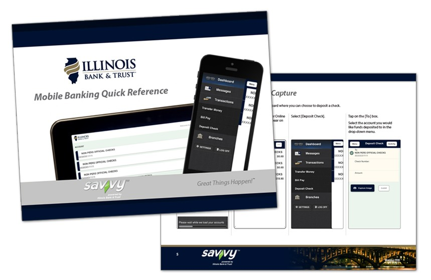 Illinois Bank and Trust Mobile Guide
