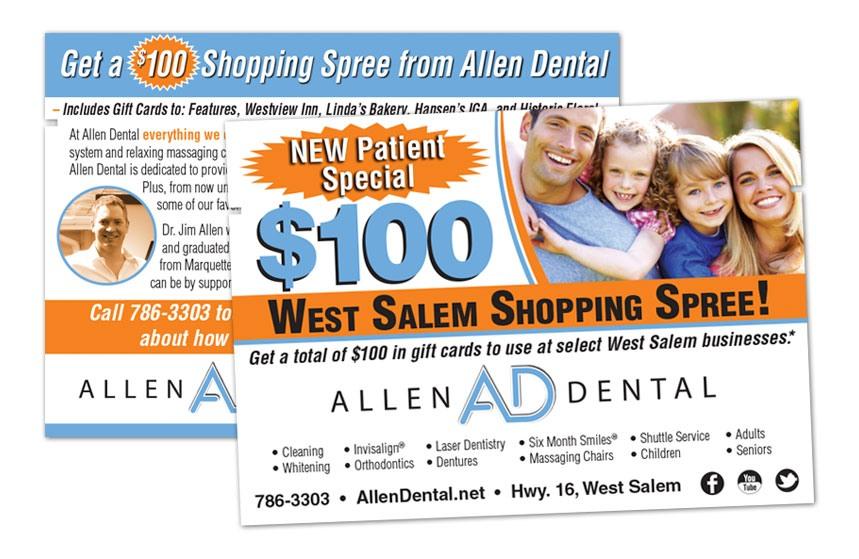 Allen Dental New Patient Special