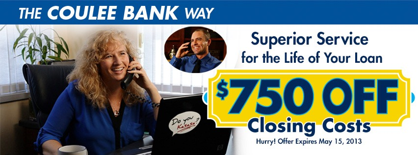Coulee Bank Facebook Cover