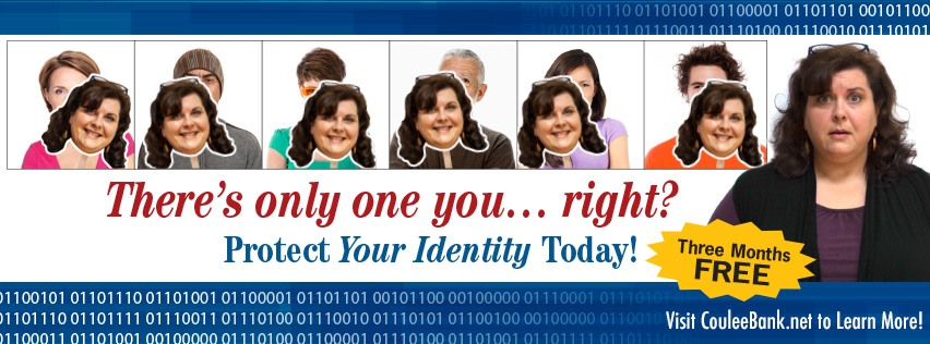 Coulee Bank ID Thief Facebook Cover