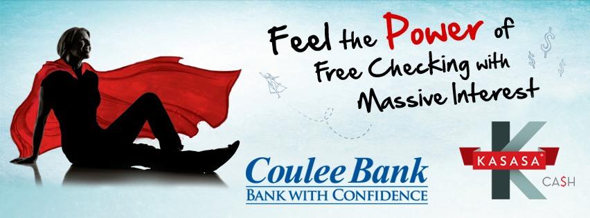 Coulee Bank Kasasa Facebook Cover