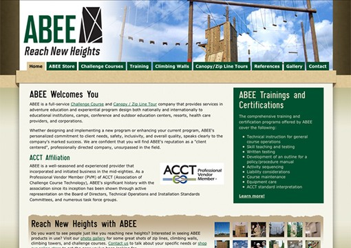 Abee Website