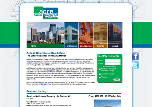 ACRE Website