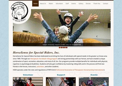 HorseSense Website