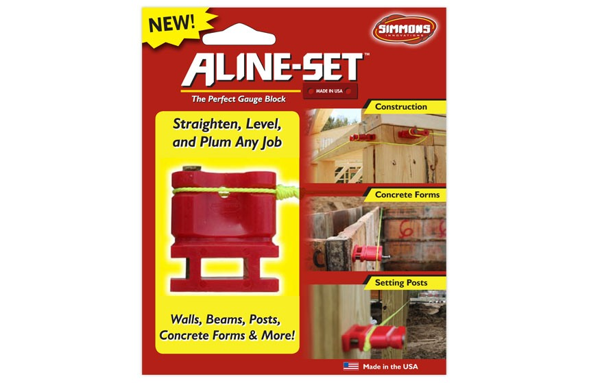 Aline-Set 2 Pack Product Packaging