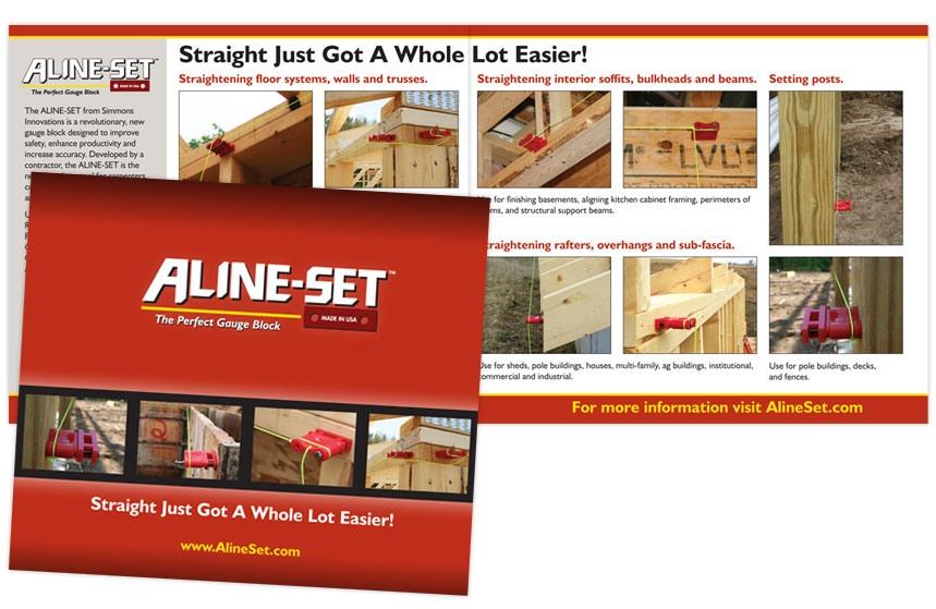 Aline-Set Brochure