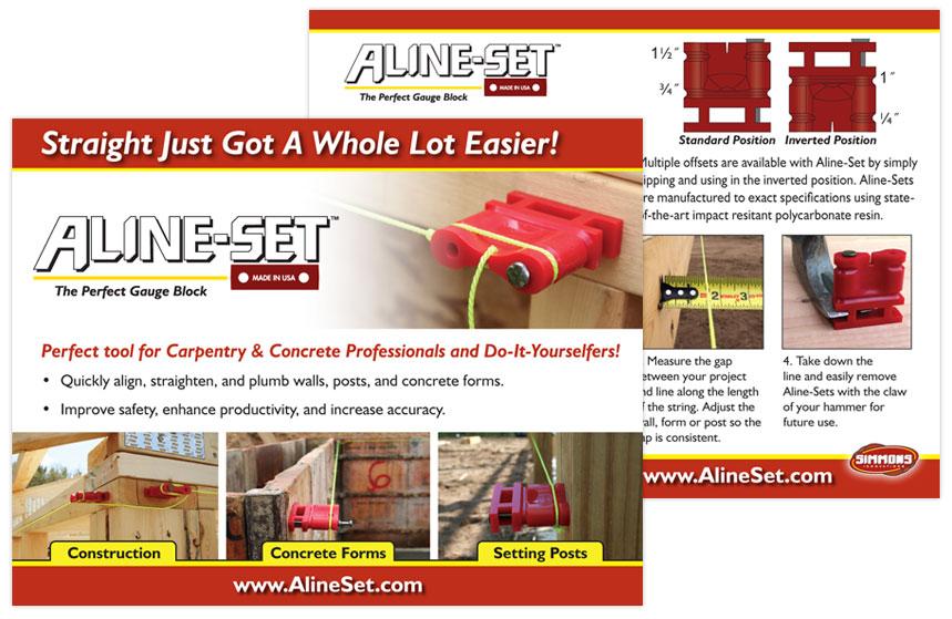 Aline-Set Retailer Handout