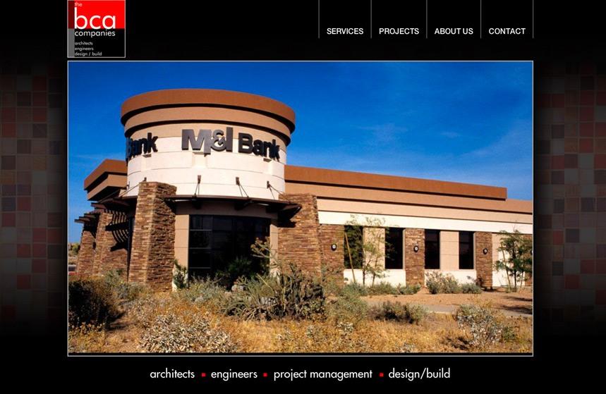 BCA Website