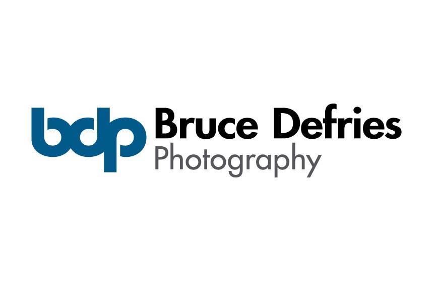 Bruce Defries Photography Logo