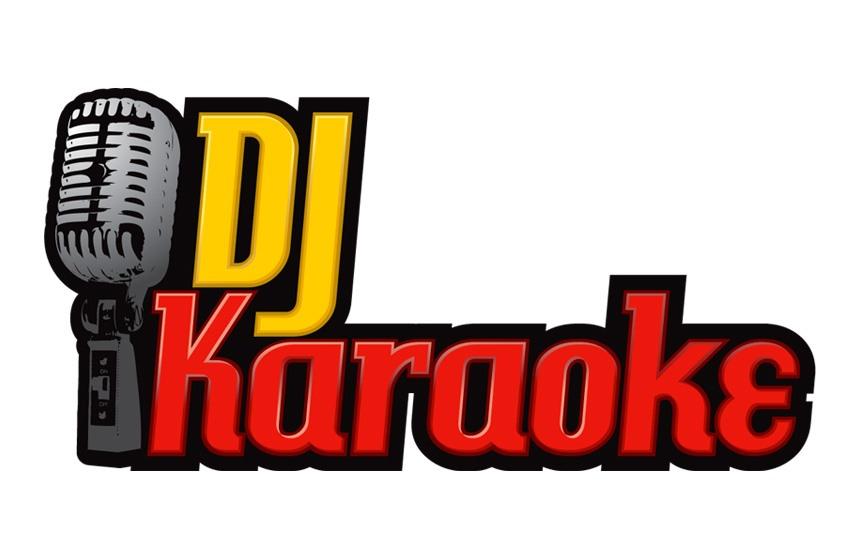 DJ Karaoke Logo