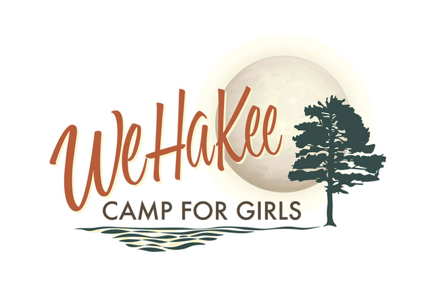 WeHakee Camp for Girls Logo