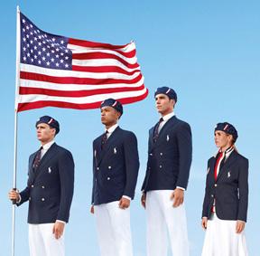 Ralph Lauren USA 2012