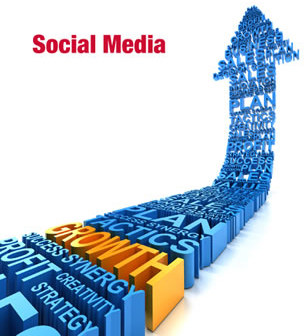 Social media - learning about growth
