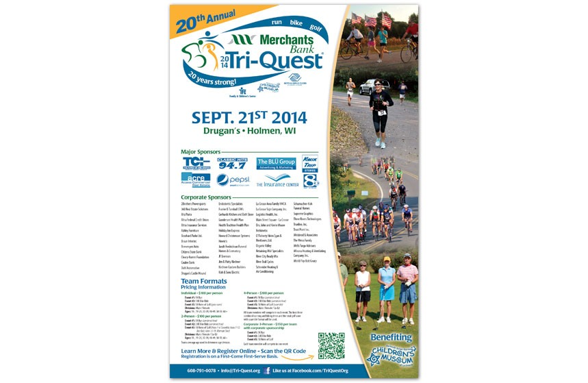 Tri-Quest Poster