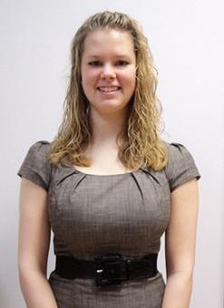 Amy Olson, BLU Intern