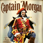 Captain Morgan label