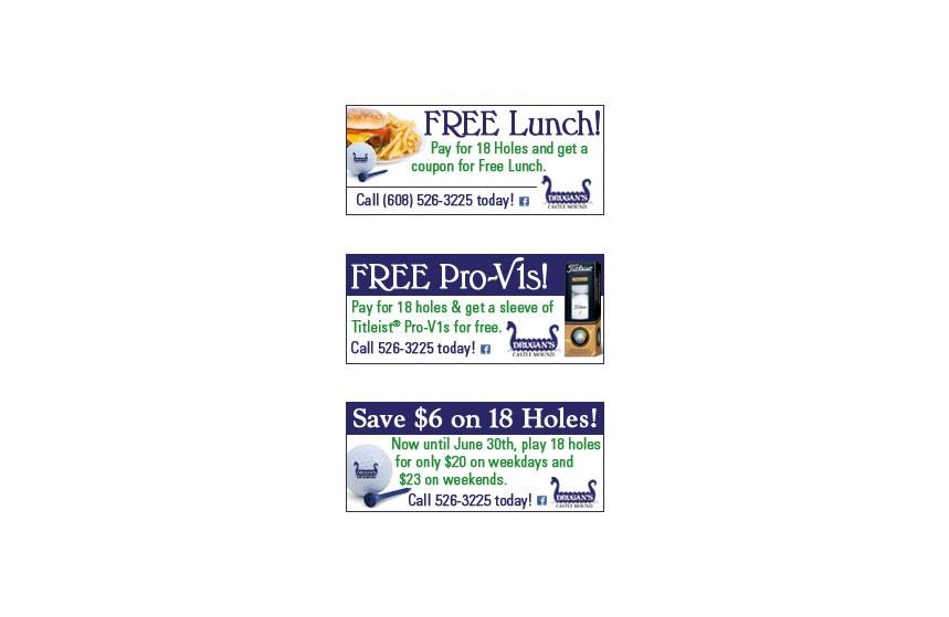 Drugan's Web Banner Ad