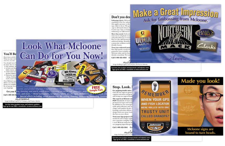 Mcloone Direct Mail