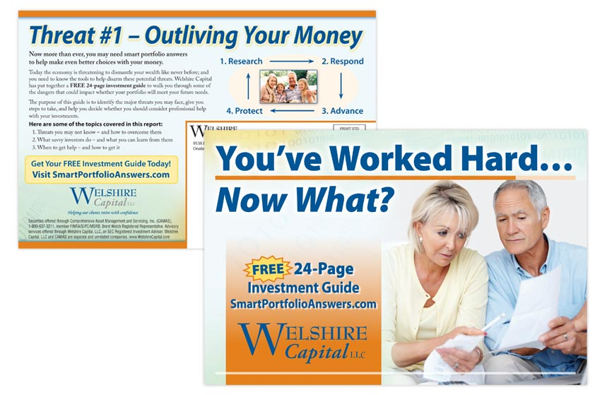 Welshire Capital Retirement Direct Mail