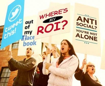 Protesting Social Media