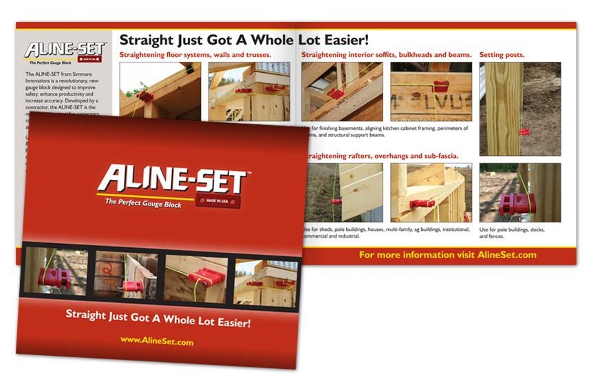 Aline Set Brochure