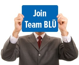 Join Team BLÜ Today!