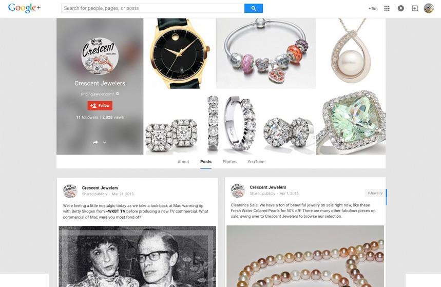 Crescent Jewelers - Google+