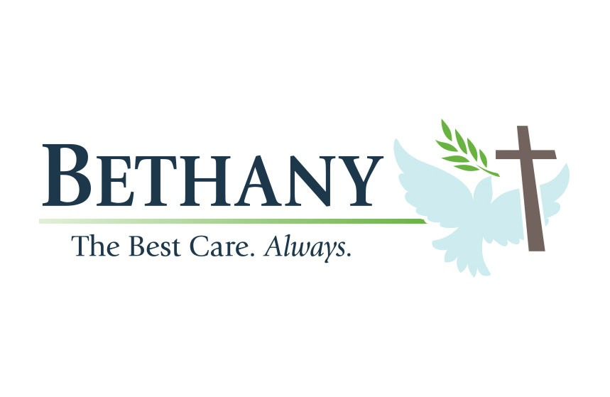 Logo for Bethany - The Best Care. Always.
