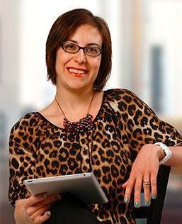 Lucy Neuberger, Creative Artist/Brand Designer, The BLU Group Advertising & Marketing