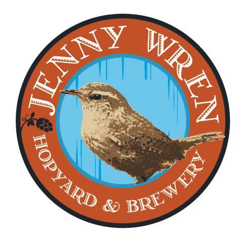 Jenny Wren - Final Logo