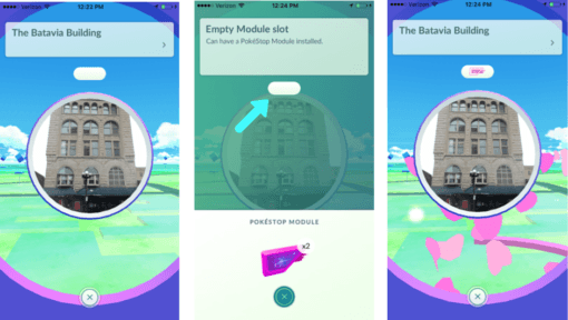 Place Lure Module