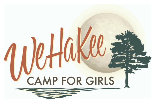 Wisconsin summer camp logo design