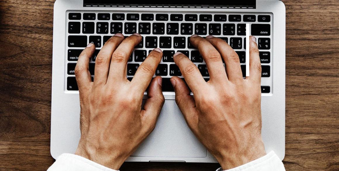 blu-typing
