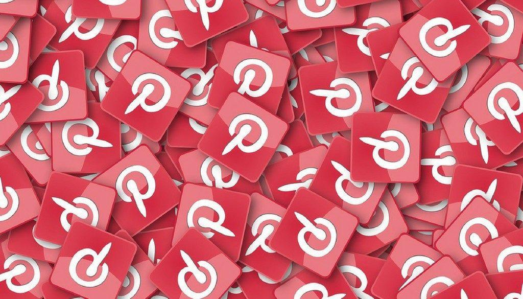 Pinterest Logo collage