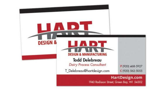 Hart Business Cards