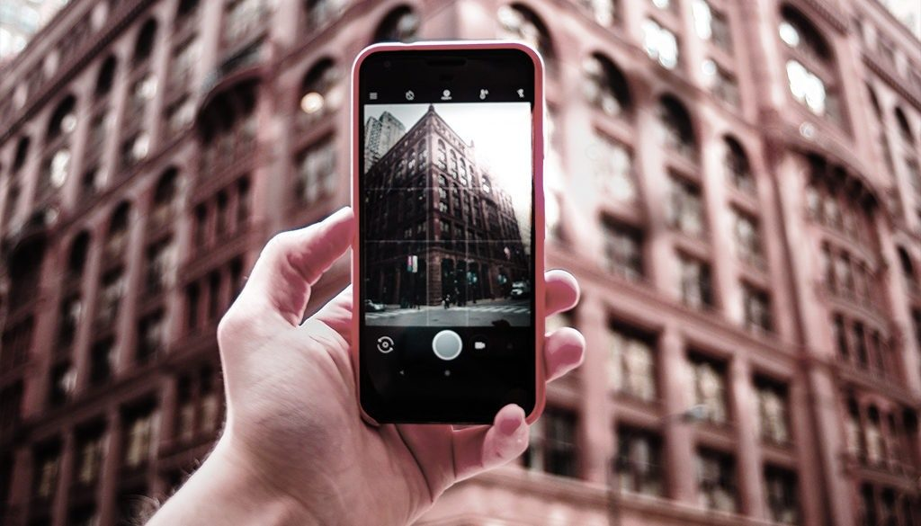 architecture-blur