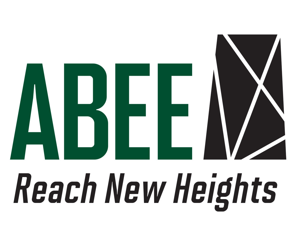 The BLÜ Group Client: ABEE - Reach New Heights - Logo