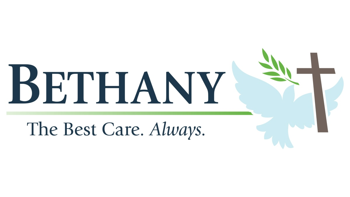 The BLÜ Group Client: Bethany - The Best Care. Always. - Logo