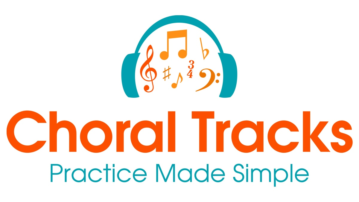 The BLÜ Group Client: Choral Tracks - Practice Made Simple - Logo