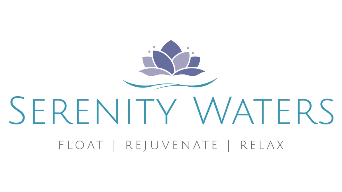 The BLÜ Group Client: Serenity Waters - Logo