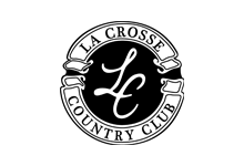 The BLÜ Group Client - The La Crosse Country Club - Logo Black