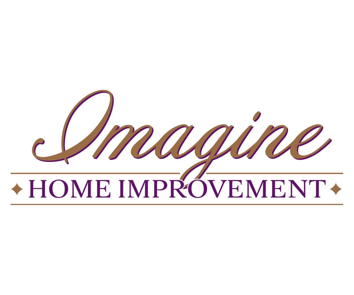 The BLÜ Group Client: Imagine Home Improvement - Construction Logo