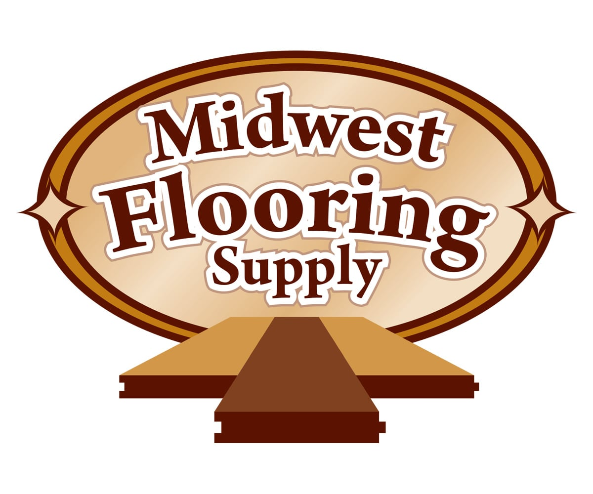 The BLÜ Group Client: Midwest Flooring Supply - Construction Logo