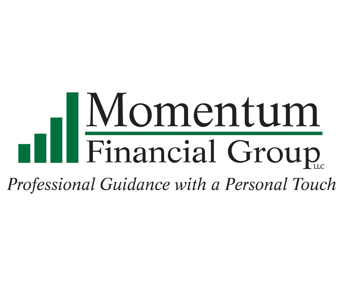 The BLÜ Group Client: Momentum Financial Group - Wealth Management Logo