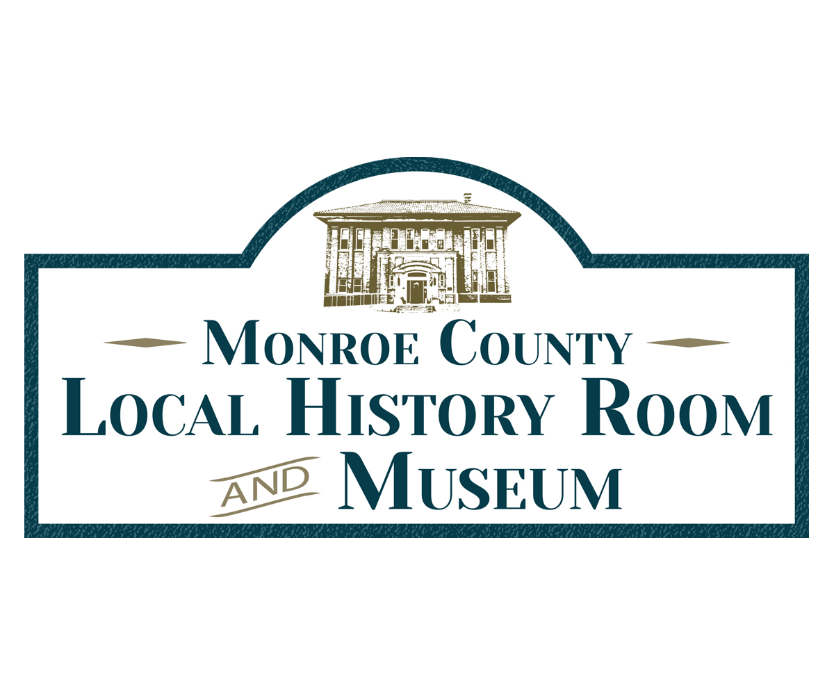 The BLÜ Group Client: Monroe County Local History Room and Museum - Logo