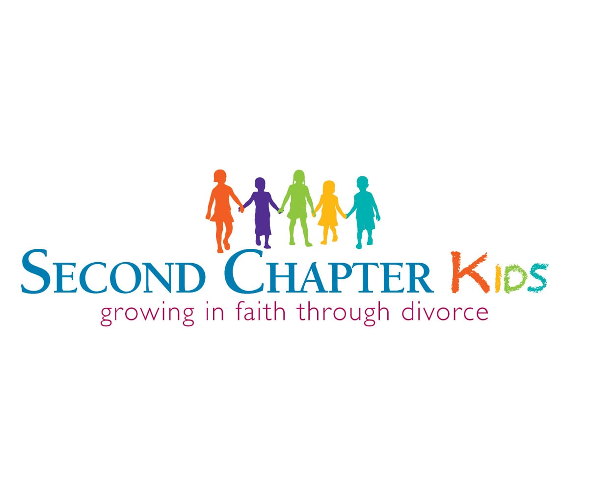 The BLÜ Group Client: Second Chapter Kids - Divorce Recovery - Counseling Logo